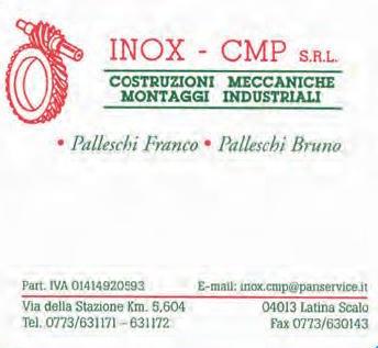 INOX CMP